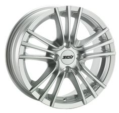 ZCW ZS5	SILVER #alloy #wheels #cars #rims http://www.turrifftyres.co.uk