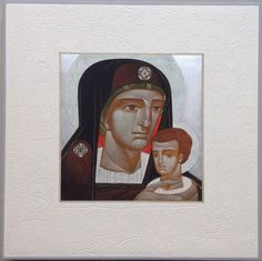 Collection -   ICONART Contemporary Sacred Art Gallery Ulyana Tomkevych