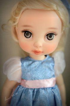 Cinderella by kemi0318 via Flickr / Disney Animators Collection