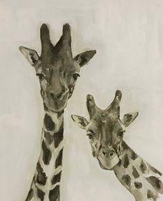 Giraffe, Moose Art, Animals, Felt Giraffe, Animales, Animaux, Giraffes, Animal, Animais