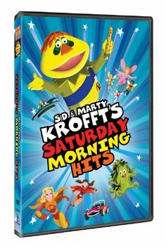 Sid & Marty Kroffts Saturday Morning Hits DVD ~ Sid & Marty Krofft's Saturday Morning Hits!  My Grandson and I are going to have lots of fun watching these old classics together.