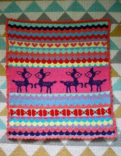 Awww <3 cutest blanket ever!!!