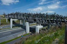 Wenduine-Bridge-10-©Jeroen-Musch « Landscape Architecture Works | Landezine