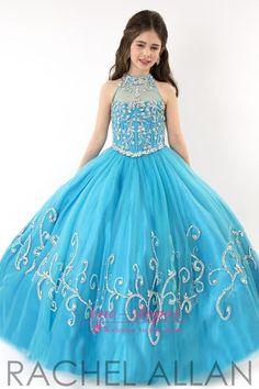 vestidos largos de promoción para niñas - Buscar con Google