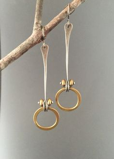 Suspended Circles by MaggieJs on Etsy