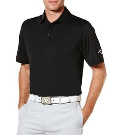 Callaway 2014 Opti-Vent Men's Golf Polo Shirt
