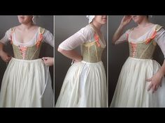 18th Century Stays - Q&A about Simplicity 8162 ~ American Duchess
