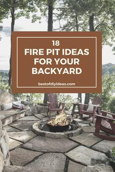 Backyard Playground, Fire Pit Backyard, Fire Pit Area, Fire Pits, Backyard Patio Designs, Backyard Ideas, Fire Grill, Firepit Ideas, Garden Decorations