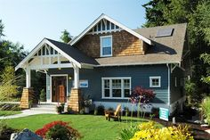 The sweet spot that combines high energy efficiency with a Craftsman cottage look, without driving prices into the stratosphere.