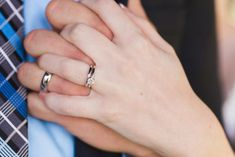 Groom ring, Ring shots, Wedding photography poses, Hand ring, Intimate wedding, Engagement - With only 1 5 months to plan and a military fiance at sea, April chose to have an intimate wedding with jus -  #Groomring