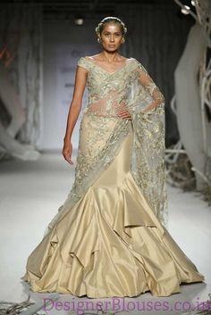 Gaurav Gupta Amazon India Couture week 2015-1
