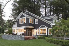 Larkspur Residence - traditional - Exterior - San Francisco - Thomas Bateman Hood Architecture