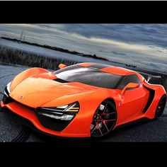 """Thoughts on this? The new Trion Nemesis. 2000hp with a base price of $1.2M! 