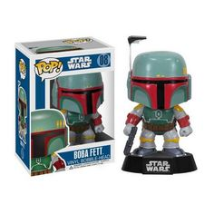 Figurine POP Star Wars Boba Fett