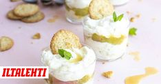 Pizza Ball, Dessert Recipes, Desserts, Something Sweet, Seafood, Cheesecake, Food And Drink, Pudding, Sweets