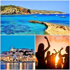 Ibiza Island youth dream vacation?