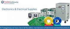Electrical Supplies Exporters and Electronics Products Exporters - Delhi - free classified ads