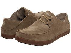 OluKai Ohana Sneaker Suede Storm Grey/Storm Grey - Zappos.com Free Shipping BOTH Ways