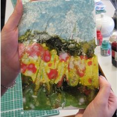 Pebeo Mixed Media Experimenting | 1.5 hours |Times Listed | Saturday 4th June - Creative Hub from CraftyArts.co.uk UK