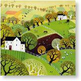 Kerry Buck (Printmaker and Painter) | Green Pebble