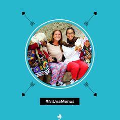 ➳ En nuestro #BLOG: homenaje a la memoria de Marina Menegazzo y María José Coni. #NiUnaMenos