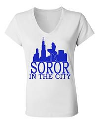 SOROR IN THE CITY 2014 Z-EDITION