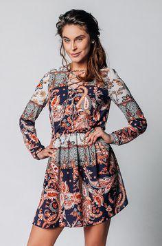 SUKIENKA Keira - BlackorWhite_sklep - Sukienki midi