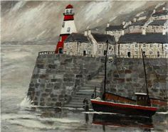 Gary Bunt | Fresh Cod:  The fishermen were heading home Mist rolled in from the sea Heading home to fires bright And fresh cod from the sea