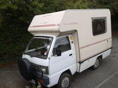 Bedford Rascal Bambi Camper Van Motorhome Romahome
