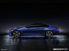 BMW M4 Coupe Concept Color Mockups--From Bimmerpost