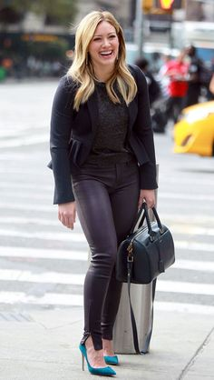 Hilary Duff from The Big Picture: Today's Hot Pics   E! Online