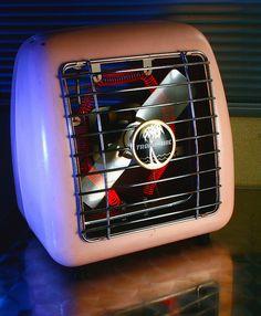 Vintage Airstream Interior Heater / Fan