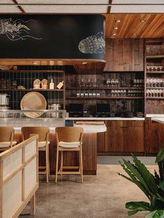 Uchi Miami — Chase Daniel | Architectural Photographer Upscale Restaurants, Sushi Restaurants, Bar Interior, Interior Decorating, Interior Design, Cafe Restaurant, Restaurant Design, Sushi Cafe, Architectural Photographers