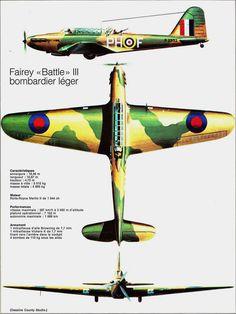 Mach1 N°1 Fairey Battle III http://maquettes-avions.hautetfort.com/archive/2014/08/07/mach-1-l-encyclopedie-de-l-aviation-atlas.html