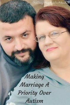 Your marriage has to outrank autism if you want to stay married.