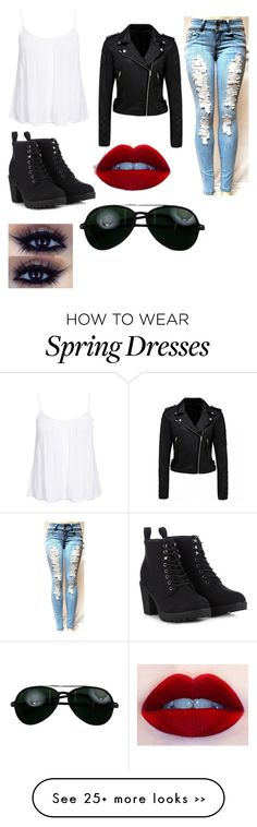 """Feeling bad butt"" by dramadive on Polyvore"