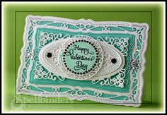 Spellbinders Radiant Rectangles + Stately Cirlces
