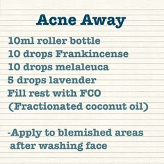 I Never Thought I Could End My Acne Nightmare in Just 24 hours – But I Finally Discovered The Secret! Here's How… I Never Thought I Could End My Acne Nightmare in Just 24 hours – But I Finally Discovered The Secret! Doterra Essential Oils, Natural Essential Oils, Young Living Essential Oils, Essential Oil Blends, Doterra Blends, Yl Oils, Back Acne Treatment, Spot Treatment, Acne Oil