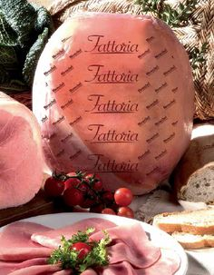 Fattoria cooked ham