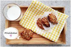 *Starlights in the Kitchen*: [FOOD] Müslikekse selbstgemacht - gesund, lecker und vegan!