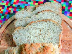 Pão de Batata Doce com sementes de linhaça (sem glúten, sem leite, sem ovo, sem soja)   Menu Bacana