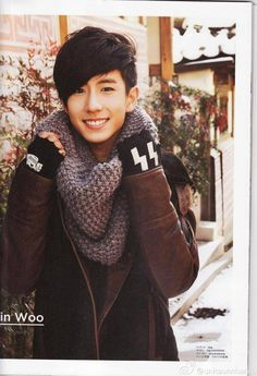 Boyfriend ' minwoo