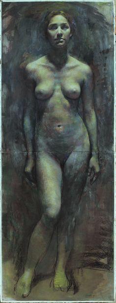 Daniel Ludwig - Standing Woman