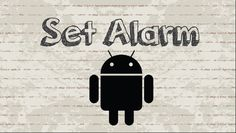 How to set alarm on Android Phone #video #youtube #howtocreator #tips #tech #tutorial #free #android #apk #alarm #alarmclock #alarmapp