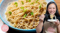 Asian Noodle Recipes, Indian Food Recipes, Asian Recipes, Vegetarian Recipes, Cooking Recipes, Ethnic Recipes, Cooking Videos, Chinese Recipes, Chinese Food