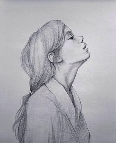 What is Your Painting Style? How do you find your own painting style? What is your painting style? Cool Art Drawings, Pencil Art Drawings, Realistic Drawings, Art Drawings Sketches, Easy Drawings, Girl Pencil Drawing, Illustration Sketches, Easy People Drawings, Sketches Of People