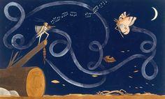 Carson Ellis, Du Iz Tak, illustrated children's book