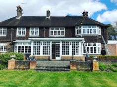"Bramley Windows on Instagram: ""Bespoke Residence 9 bay and casement windows fitted to replace original timber windows"""
