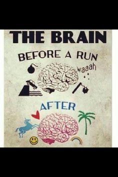 Running. So true.