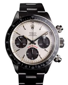 Steel Rolex Daytona 6263 $58,218
